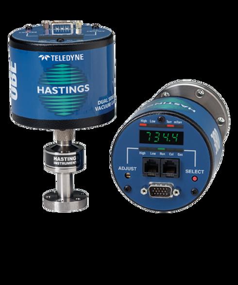 Teledyne Hastings Vacuum Transducer, 10 mTorr to 1 kTorr, HPM-2002-OBE-04-01-01-03-00-07