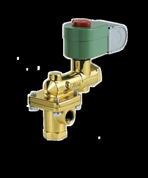 ASCO Direct Acting Fuel Oil Valve 8377009 120/60AC
