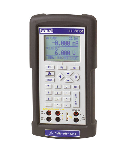 Mensor Documenting Multi-Function Calibrator CEP6100