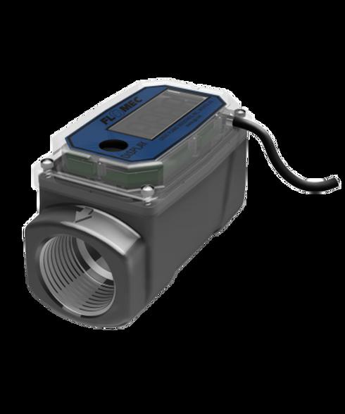 "GPI Flomec 1"" NPTF Aluminum Flow Meter, 1-113 LPM, 02-A-31-LM"