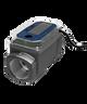 "GPI Flomec 1"" BSPPF Aluminum Flow Meter, 3-30 GPM, 02-A-52-GM"