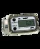"GPI Flomec 1"" ISOF Low Flow Aluminum Commercial Grade Electronic Digital Meter, 0.3-3 GPM, A109GMA025IA1"