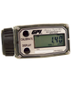 "GPI Flomec 1"" ISOF Low Flow Nylon Commercial Grade Electronic Digital Meter, 0.3-3 GPM, A109GMN025IA1"