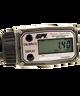 "GPI Flomec 1"" ISOF Nylon Commercial Grade Electronic Digital Meter, 3-50 GPM, A109GMN100IA1"