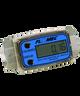 "GPI Flomec 2"" ISOF Aluminum Industrial Flow Meter, 20-200 GPM, G2A20I62GMC"