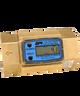 "GPI Flomec 1 1/2"" ISOF Brass Industrial Flow Meter, 10-100 GPM, G2B15I09GMB"