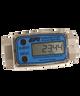 """GPI Flomec 3/4"""" NPTF High Pressure Stainless Steel Industrial Flow Meter, 2-20 GPM, G2H07N72XXC"""