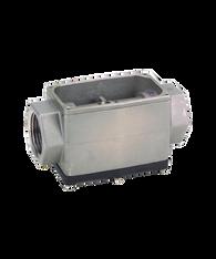 "GPI Flomec 3/4"" NPTF High Pressure Stainless Steel Industrial Flow Meter, 2-20 GPM, G2H07NXXXXA"
