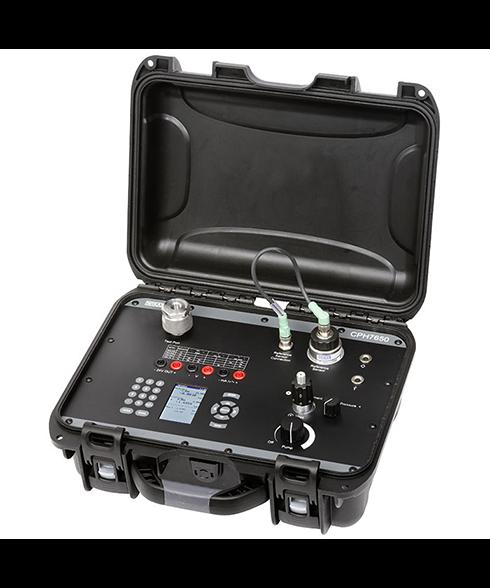 Mensor Portable Pressure Calibrator CPH7650