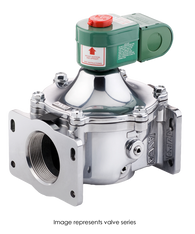 ASCO Watertight Enclosure Gas Vent Valve JB8214037CSA 120/60AC