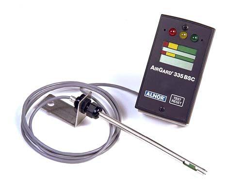 Alnor AirGard Air Flow Monitor 350-CEM