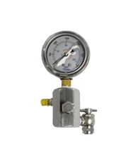 Pressure Gauge Assembly, 3000 PSI G2525F