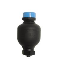 Diaphragm Accumulator, 3600 PSI, 0.07L, ECO/Hydrin, SAE-6 TD36-007UM8