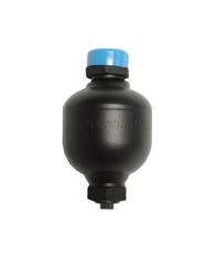 Diaphragm Accumulator, 3600 PSI, 0.16L, ECO/Hydrin, SAE-6 TD36-016UM8