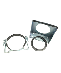 Mounting Brackets, TBR30 Series, 2.5 to 15 Gallon, Set (1 Upper/1 Lower) TMB-TBR30