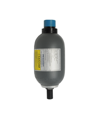 "Bladder Accumulator, 3000 PSI, 1 Quart, Hydrin (ECO), SAE-16 (""U"" Stamp Optional) TBR30-.2LMD"