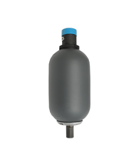 Bladder Accumulator, 3000 PSI, 5 Gallon, BUTYL, SAE-24 TBR30-5BMFA