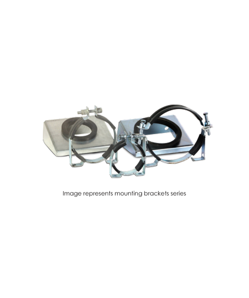 Bracket, TBR30 Series, 2-1/2 To 15 Gallon Upper Bracket MB-TBR30-BU