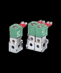 ASCO Series SC8380 Sub-Miniature Solenoid Valve SC8380B002 24/DC