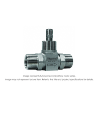 """Turbine Flow Meter, 4"", 800 PSI, 100-1200 GPM"" B111-140"