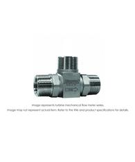 """Turbine Flow Meter, 6"", 800 PSI, 200-2500 GPM"" B112-160"