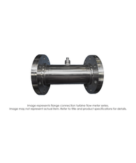 """Turbine Flow Meter, 1-1/2"", 1440 PSI, 15-180 GPM"" B111-115-FBCAA"