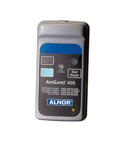 Alnor AirGard Lab Hood Monitor 405-D