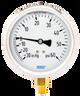 WIKA Type 213.53 Utility Pressure Gauge 0-30 in Hg Vacuum / 60 PSI 9699053