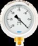WIKA Type 213.53 Utility Pressure Gauge 0-30 in Hg Vacuum 9699028