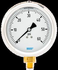 WIKA Type 213.53 Utility Pressure Gauge 0-60 PSI 9699117