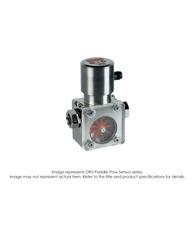 "DRH Paddle Flow Sensor, Material 15, 0.26-6.8 GPM, 3/8"" NPT DRH-1590N3"