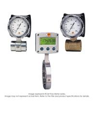 """RCM Flow Meter, Liquid, 3/4"""", 0.6-6 GPM RCM-7208"""