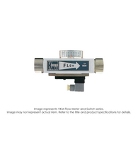 VKM Flow Meter, Flow Meter Only, 0.5-2.5 GPM VKM-6206