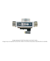 VKM Flow Meter, Flow Meter/Switch, 1.0-14 GPM VKM-7110
