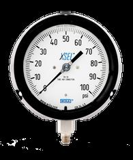 WIKA Type 232.34 XSEL Process Pressure Gauge 0-100 PSI 9834583