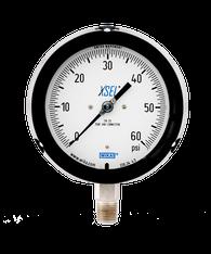 WIKA Type 232.34 XSEL Process Pressure Gauge 0-60 PSI 9834826
