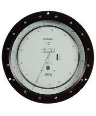 WIKA Wallace & Tiernan Pressure Gauge Series 1500-85G
