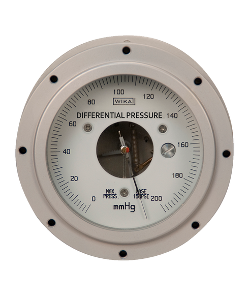 WIKA Wallace & Tiernan Differential Pressure Gauge Series 300-275D