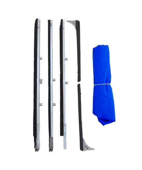 Alnor Hood and Frame Kit 1 ft x 4 ft 634593117
