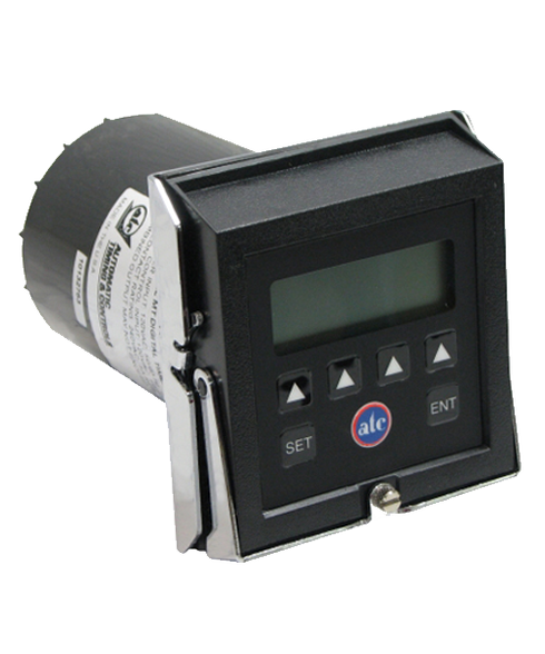 ATC 655 Adjustable 120 VAC Panel Mounted Digital Timer, 655-8-3000