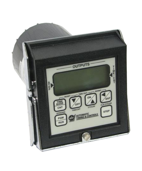 ATC 765 Ajustable Programmable Time/Count Step Controller, 765-8-1000