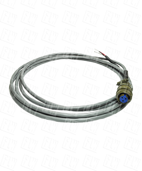 AI-Tek Compatible 3 Pin Connector / 50 Foot Cable CA79860-18-050