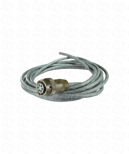 AI-Tek Compatible 5 Pin Connector / 10 Foot Cable CA79860-30-010