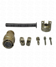 AI-Tek Compatible 6 Socket Bayonet Style Connector CN79860-4200