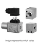 Barksdale Series 8000 Compact Pressure Switch, Single Setpoint, 43 to 2610 PSI, 8AD1-PL1-V-UL