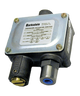 Barksdale Series 9048 Sealed Piston Pressure Switch, Housed, Single Setpoint, 700 to 12000 PSI, 9048-12