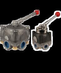 Barksdale Series 9080 Low Pressure OEM Valve 9084SOAO3-MC