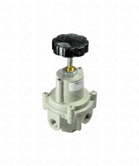 "Bellofram Type 40 Adjustable Regulator, 1/4"" NPT, 0-10 PSI, 960-063-000"