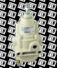 "Bellofram Type 50 Filter/Dripwell Regulator, 1/4"" NPT, 0-60 PSI, 960-068-000"