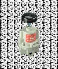 "Bellofram Type 70 BP High Flow Back Pressure Air Regulator, 1/4"" NPT, 0-2 PSI, 960-191-000"